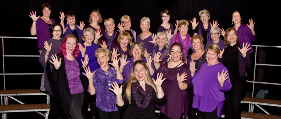 Welcome to Peace Arch Chorus