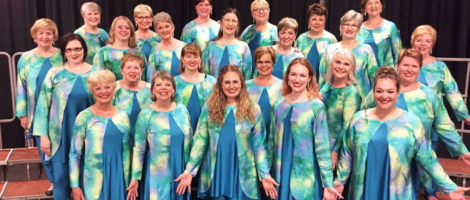 Welcome to Peace Arch Chorus!